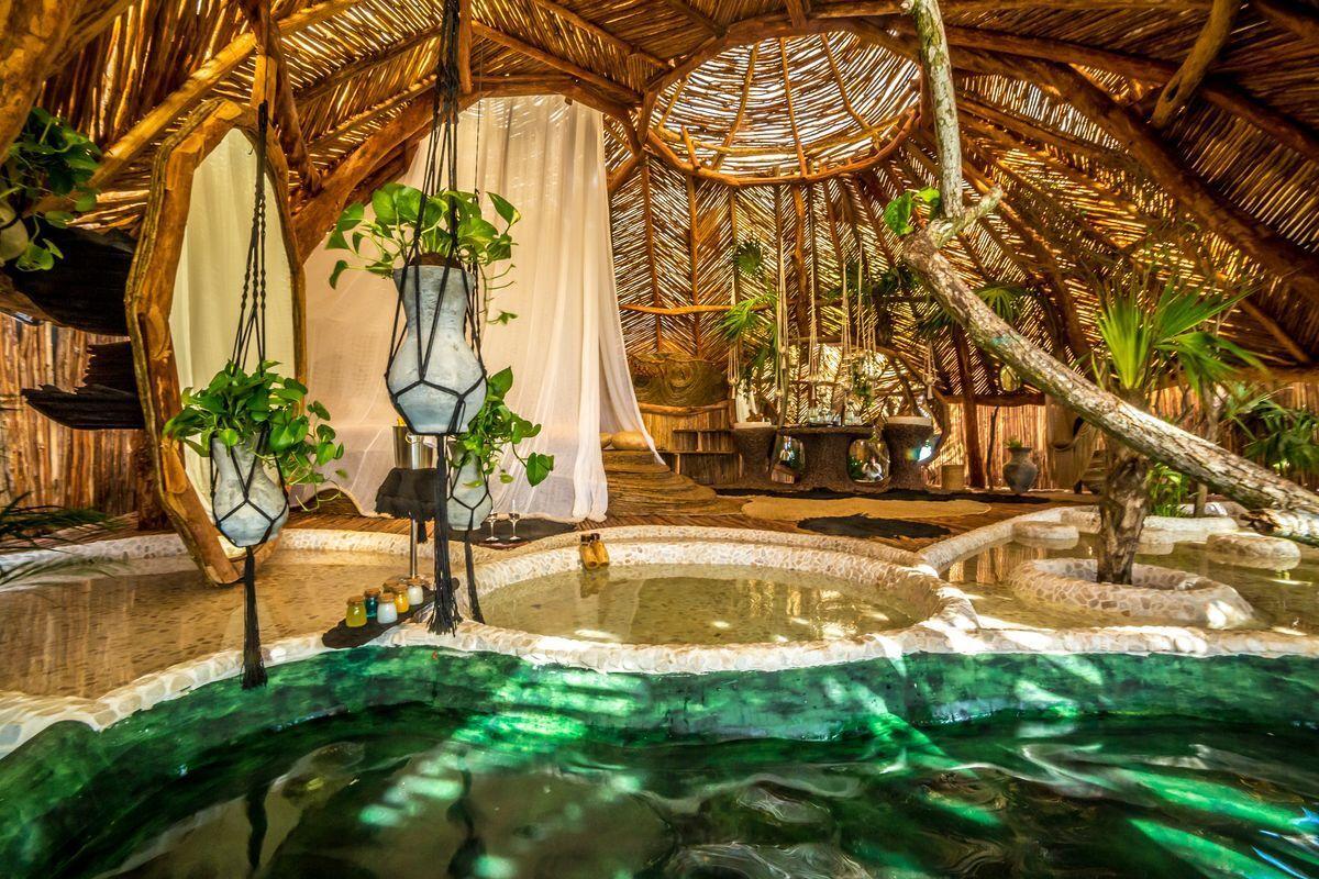 Resultado de imagen para Hotel Azulik