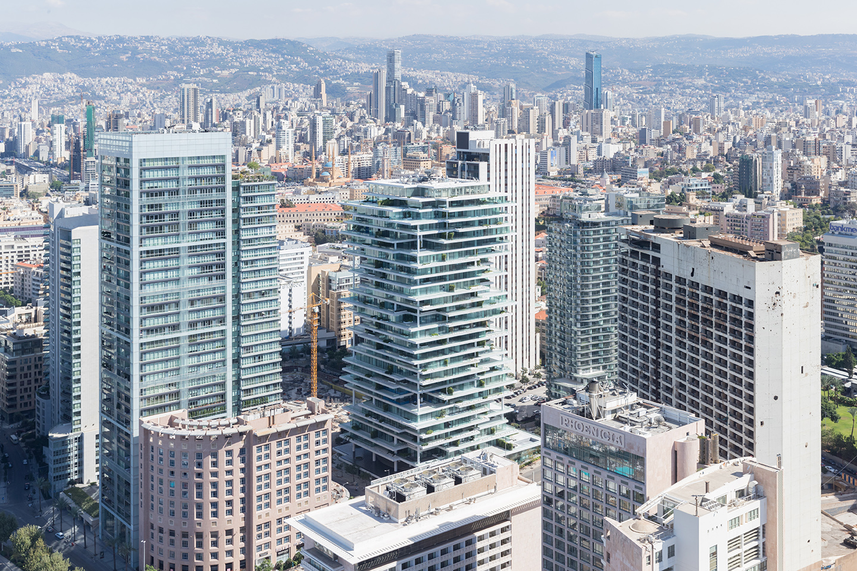 Terrazas Beirut